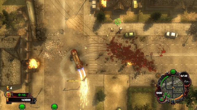 Zombie Driver: Immortal Edition screenshot 6