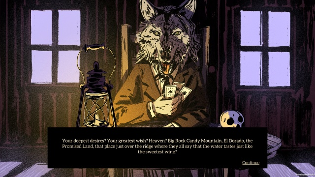 Where the Water Tastes Like Wine screenshot 6