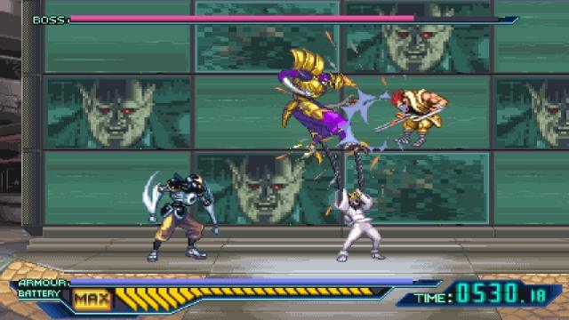 The Ninja Saviors: Return of the Warriors screenshot 4
