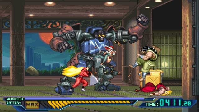 The Ninja Saviors: Return of the Warriors screenshot 6