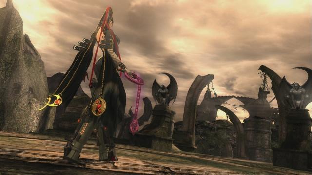 Bayonetta & Vanquish 10th Anniversary Bundle screenshot 5