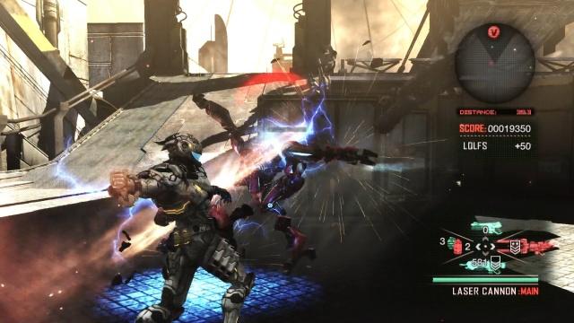 Bayonetta & Vanquish 10th Anniversary Bundle screenshot 17