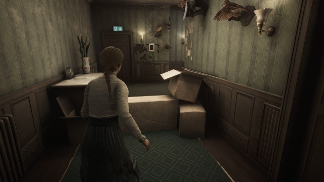 Remothered: Broken Porcelain screenshot