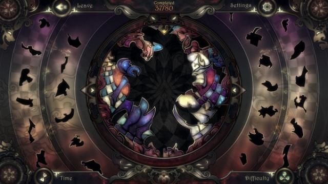 Glass Masquerade 2: Illusions screenshot