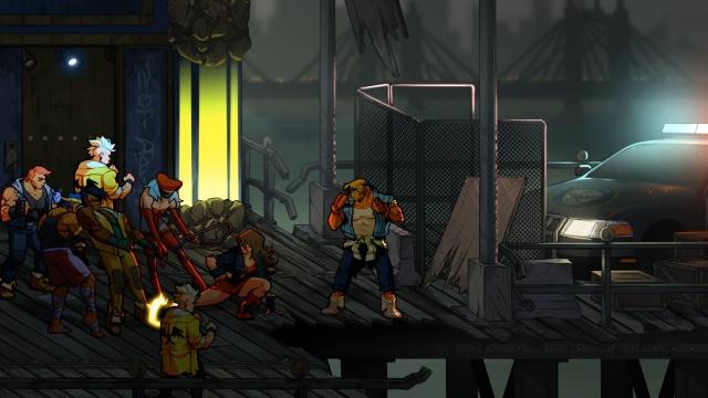 Streets of Rage 4 screenshot 9