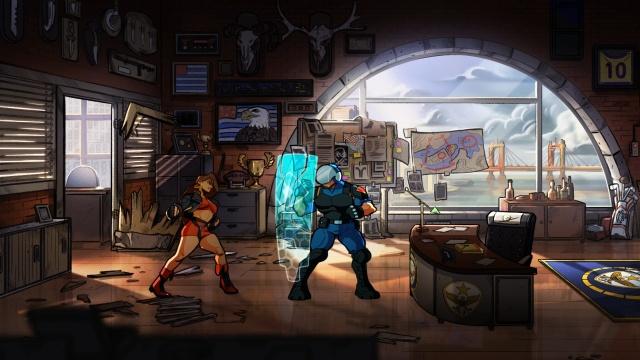 Streets of Rage 4 screenshot 10