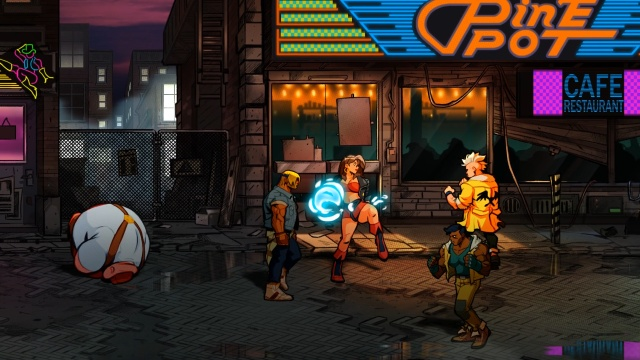Streets of Rage 4 review screenshot