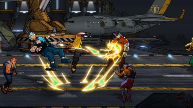 Streets of Rage 4 screenshot 17