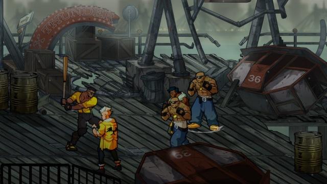 Streets of Rage 4 screenshot 18