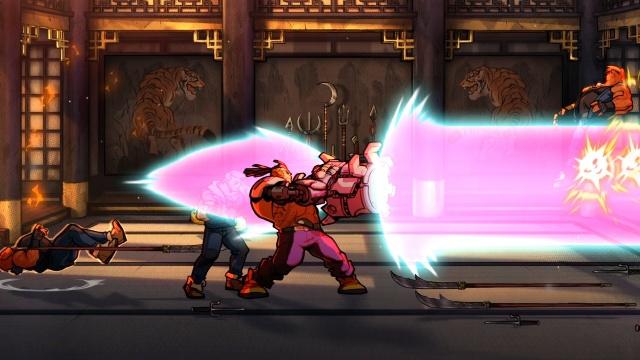 Streets of Rage 4 screenshot 24