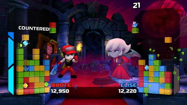 Crystal Crisis screenshot 4