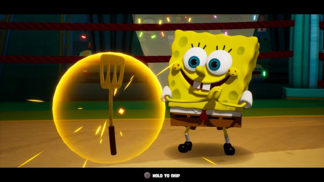 A spatula!