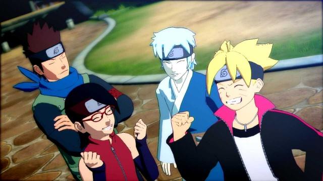 Naruto Shippuden: Ultimate Ninja Storm 4 - Road to Boruto screenshot 2