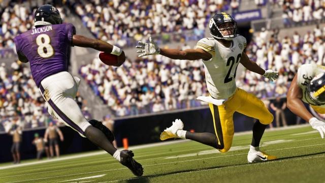 Madden NFL 21 screenshot 4