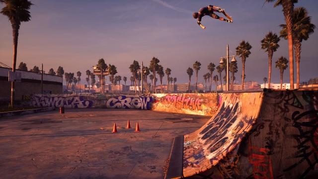 Tony Hawk's Pro Skater 1 and 2 screenshot 4
