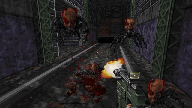 Ion Fury screenshot 1