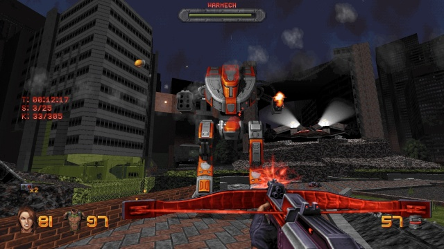 Ion Fury review screenshot