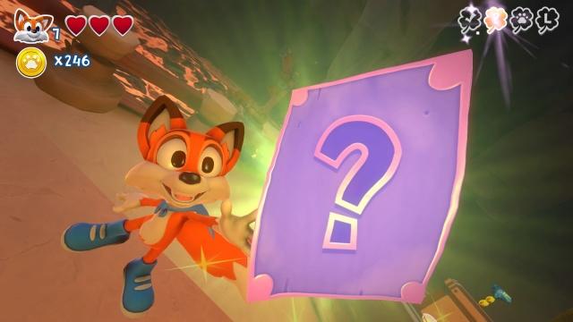 New Super Lucky's Tale screenshot 8