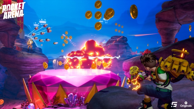 Rocket Arena screenshot 3