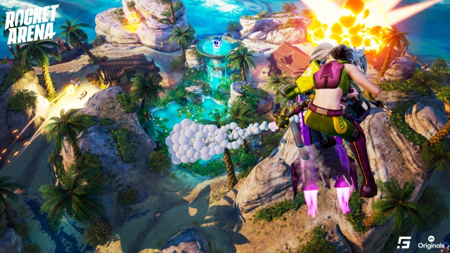 Rocket Arena screenshot 4
