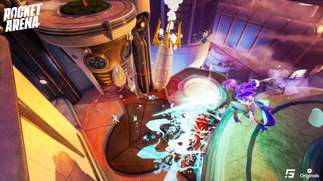 Rocket Arena screenshot 9