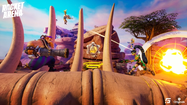 Rocket Arena screenshot 10