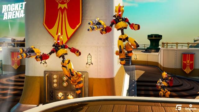 Rocket Arena screenshot 11