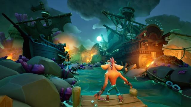 Crash Bandicoot 4: It's About Time screenshot 13