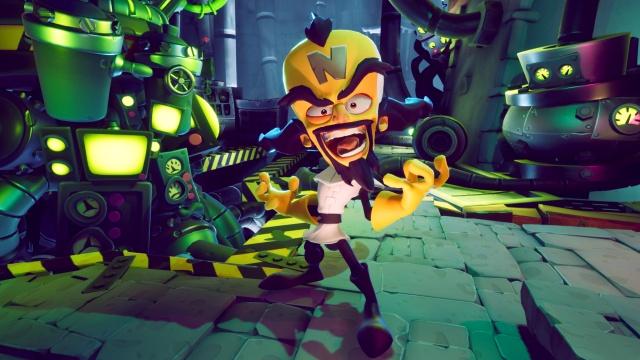 Crash Bandicoot 4: It's About Time screenshot 14