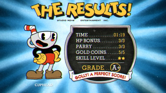 By golly, Cuphead is a swell shooter!