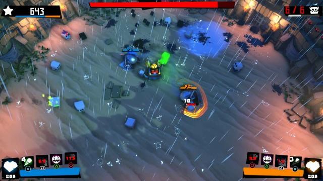 Cubers: Arena screenshot 5