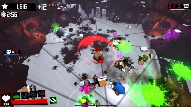 Cubers: Arena screenshot 18