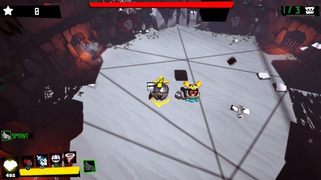 Cubers: Arena screenshot 25