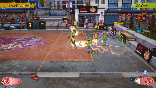 Street Power Soccer screenshot