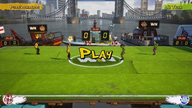 Street Power Soccer screenshot 27