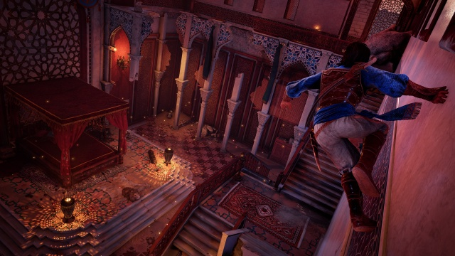 Prince of Persia: The Sands of Time Remake screenshot 6