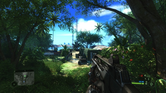 Crysis Remastered screenshot