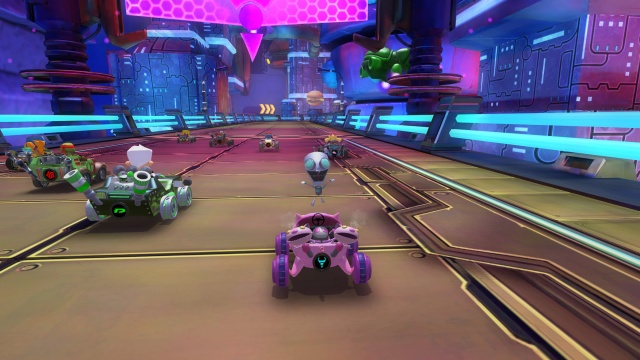 Nickelodeon Kart Racers 2: Grand Prix screenshot 2