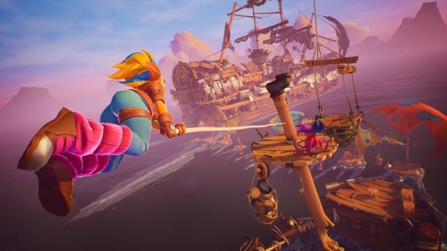 Crash Bandicoot 4: It's About Time screenshot 10