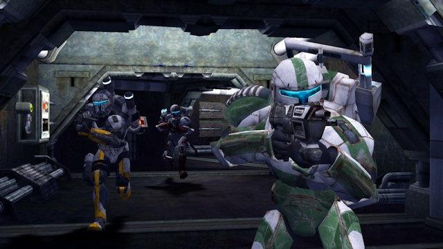 Star Wars Republic Commando screenshot 1