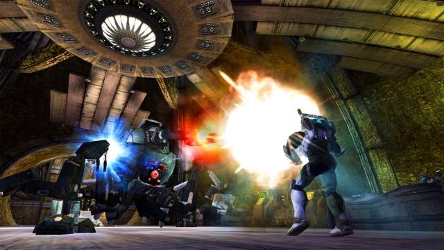 Star Wars Republic Commando screenshot 2