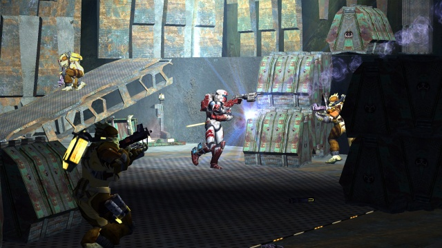 Star Wars Republic Commando screenshot 3