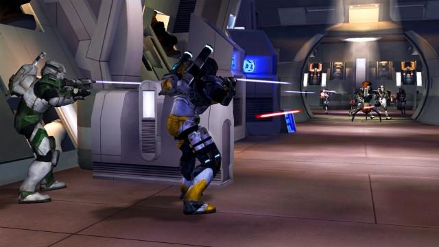 Star Wars Republic Commando screenshot 4