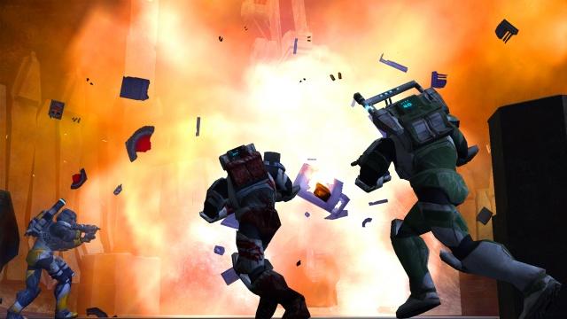 Star Wars Republic Commando screenshot 6