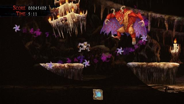 Ghosts 'n Goblins Resurrection screenshot 35