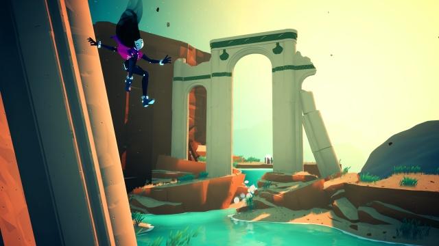 Solar Ash screenshot 1