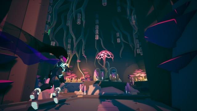 Solar Ash screenshot 3