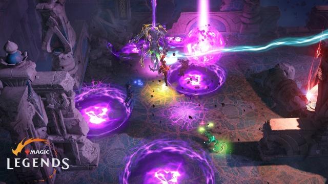 Magic: Legends screenshot 6