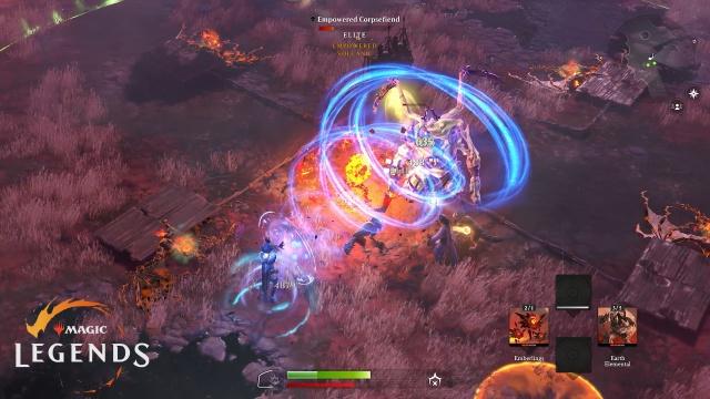 Magic: Legends screenshot 9
