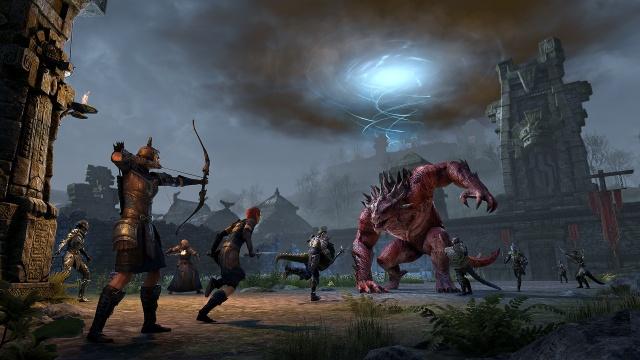 The Elder Scrolls Online: Console Enhanced screenshot 14
